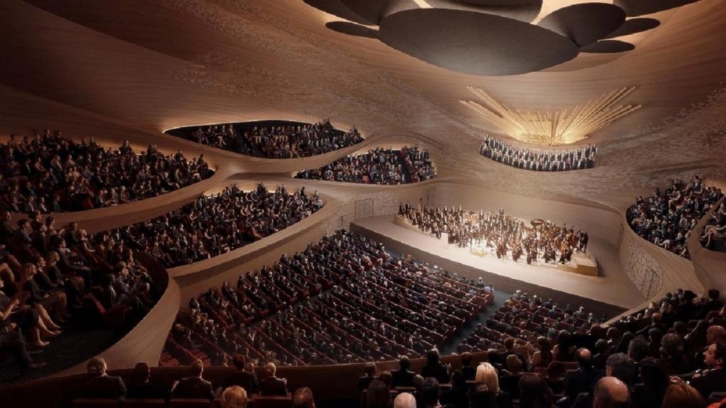 Новый зал Свердловской филармонии не успеют построить к 300-летию Екатеринбурга