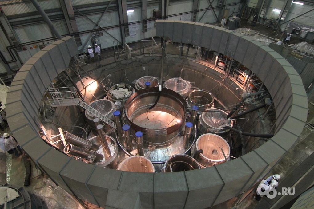 Фоторепортаж 66.ru ко дню энергетика: как строят Белоярскую АЭС