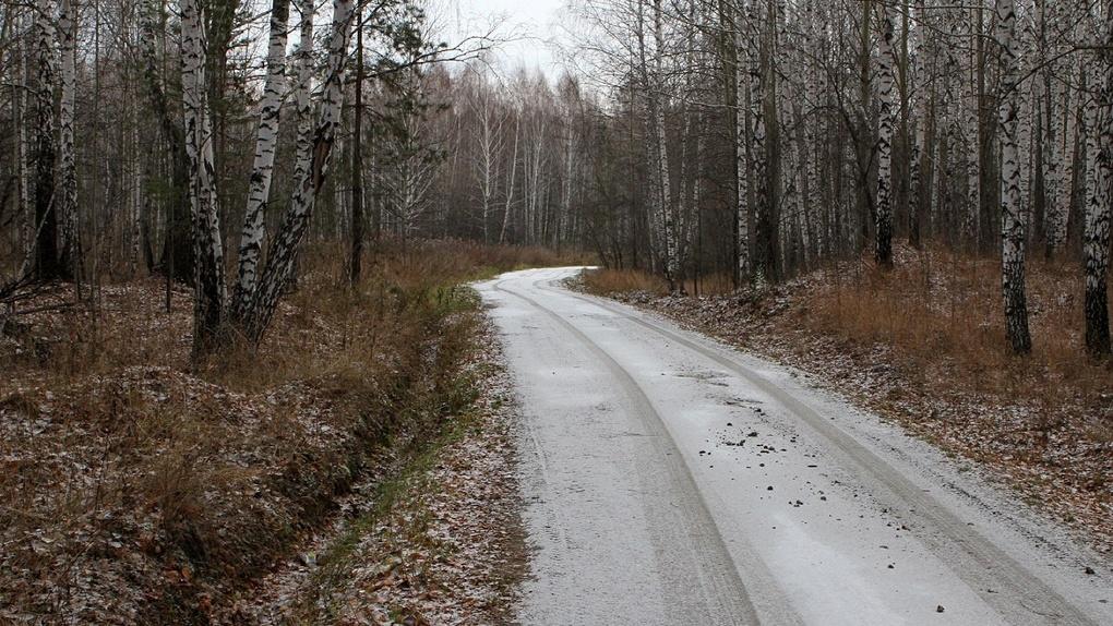 На неделю в Екатеринбурге установится бесснежная погода