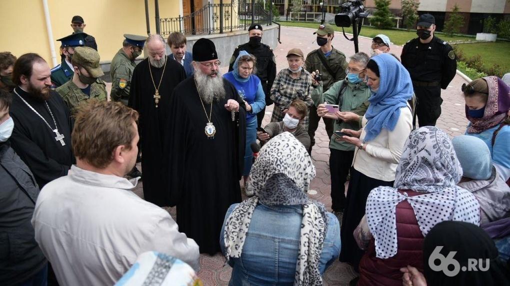 Митрополит Кирилл отлучил «раскольников» Сергия от общения в Русской православной церкви