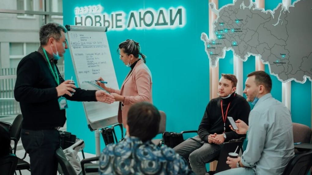 Партия «Новые люди» приступила к работе в Екатеринбурге. Первые шаги по улучшению жизни горожан