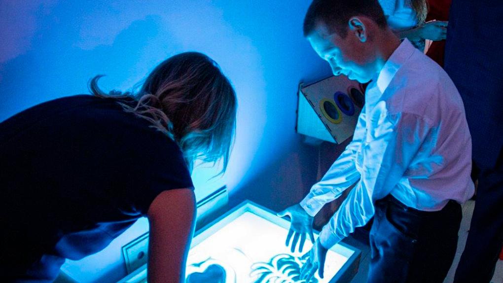 В Каменске-Уральском появилась сенсорная комната для детей с особенностями развития