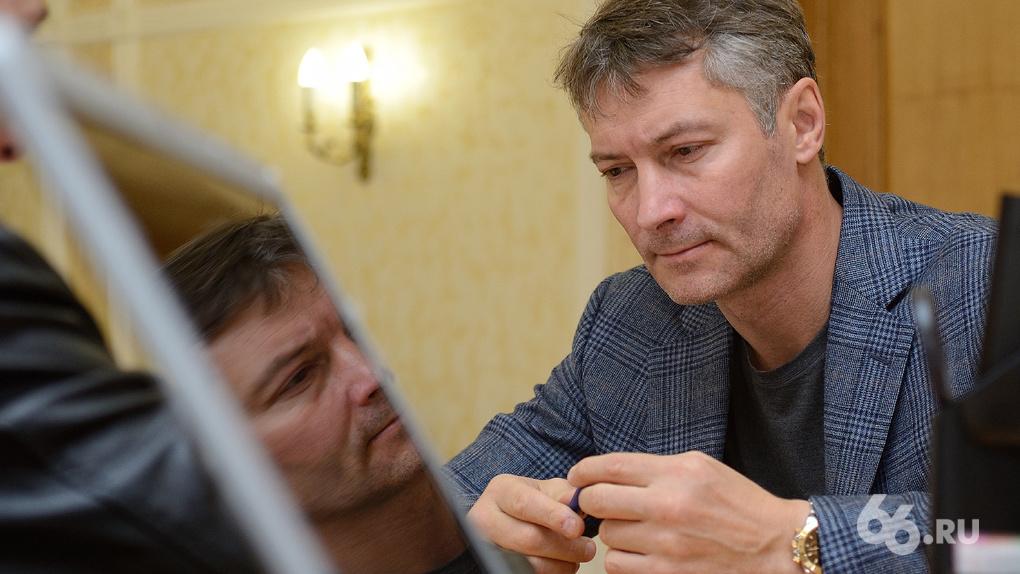 Евгений Ройзман снова собрался в Госдуму