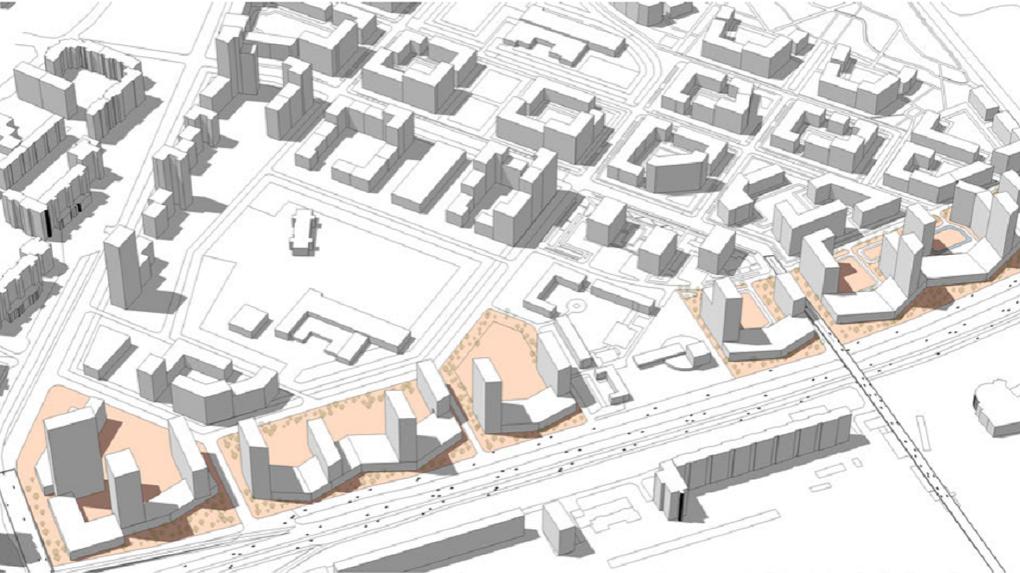 Цыганский поселок у «Меги» уничтожат в 2019 году. Вместо хибар появятся кварталы многоэтажек