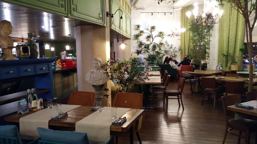 Итальянский ресторан Si!: новое заведение в кратком обзоре Якова Можаева