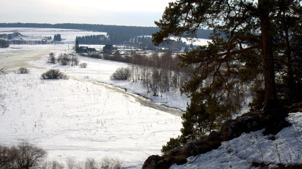 Мороз инебольшой снег предполагается навыходных вСвердловской области