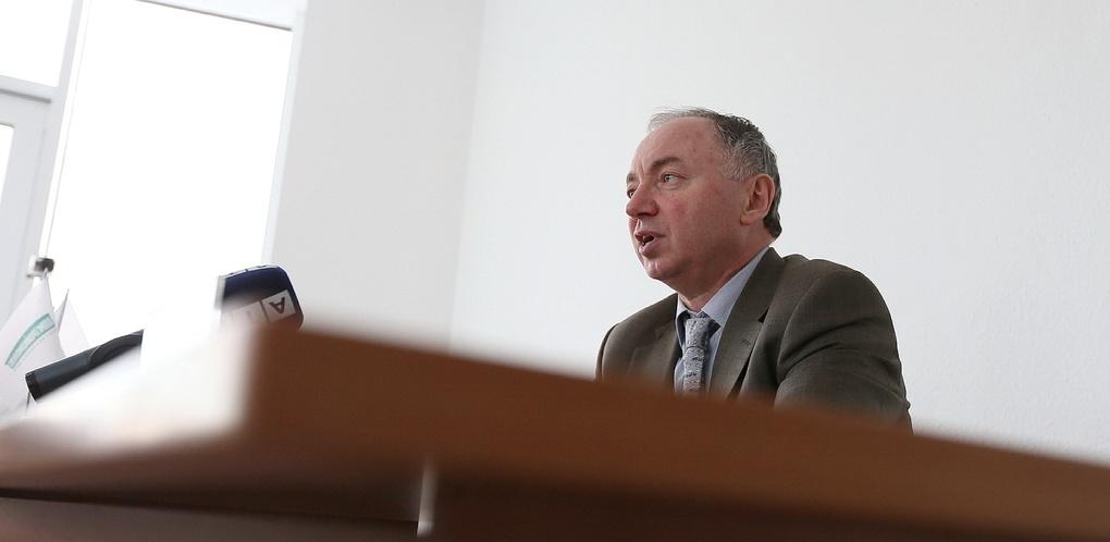 Валерий Ананьев: «В Екатеринбурге за год построят полмиллиона квадратов жилья»