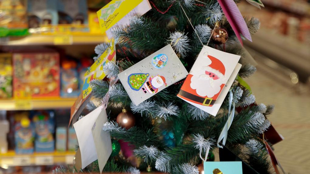 Каждый может стать Дедом Морозом. На Урале проходит благотворительная акция «Елка желаний»
