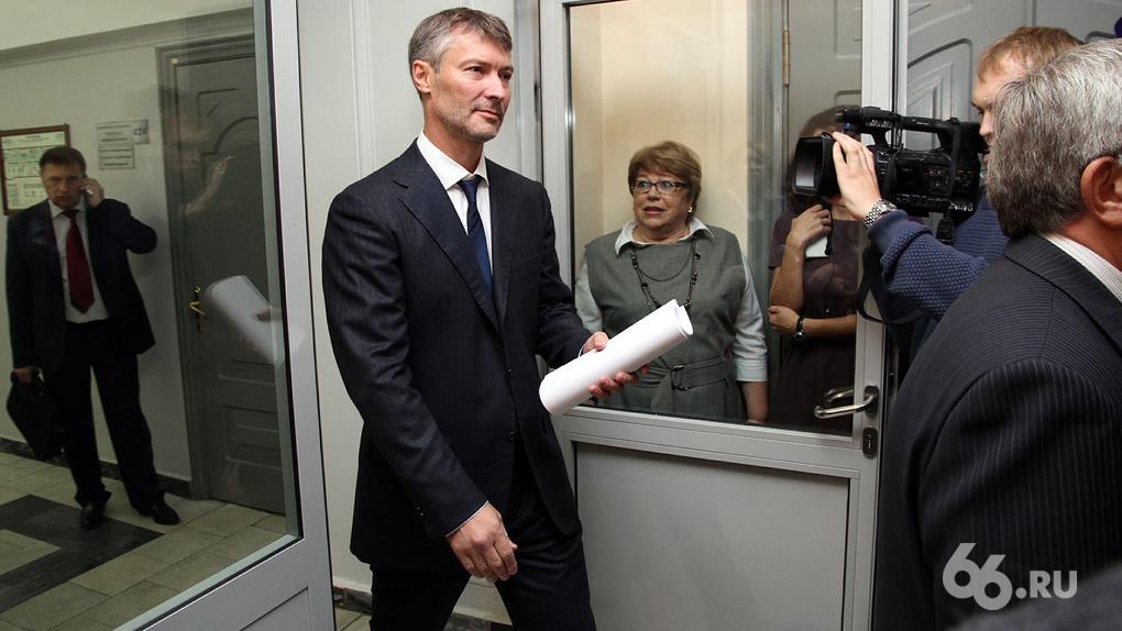 Евгений Ройзман пойдет в Госдуму от «Партии перемен», если ее возглавит Дмитрий Гудков