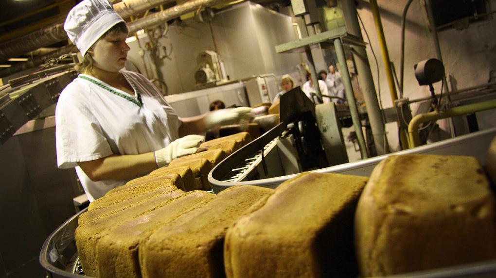 Производители хлеба предупредили оповышении цен на8-12%