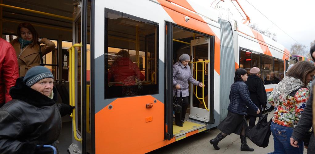 Покатались — и хватит: новые низкопольные трамваи сняли с маршрутов Екатеринбурга и продадут в Самару
