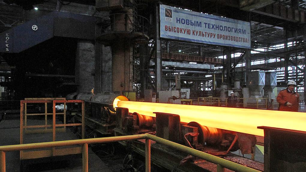 На заводе в Полевском открыли участок термообработки за 5,5 млрд руб. Здесь будут делать нанотрубы