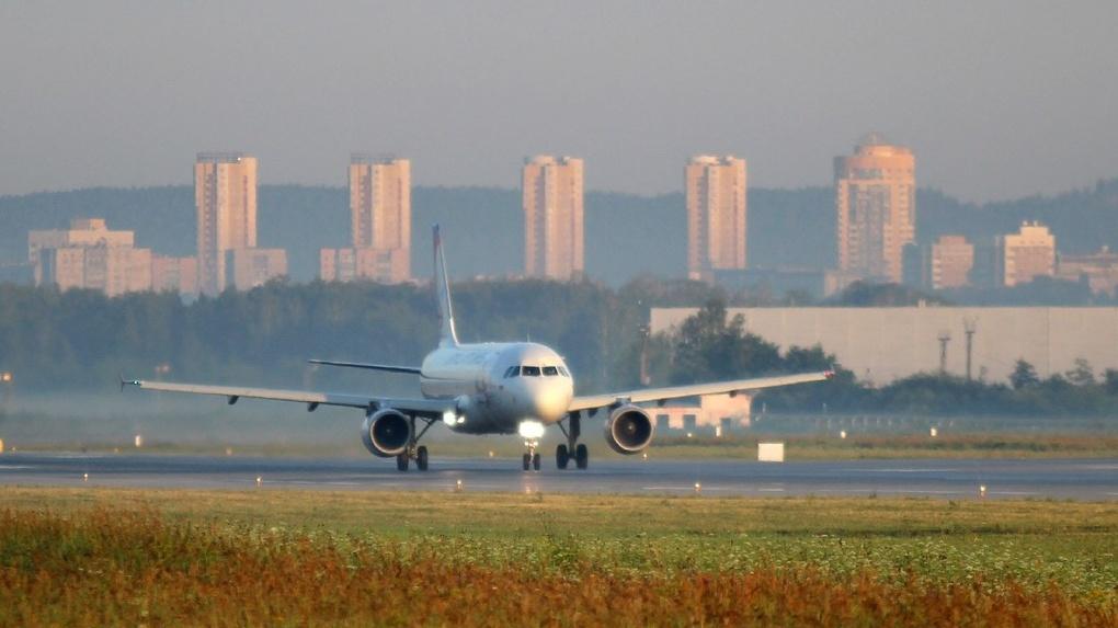 Курящий пассажир «посадил» самолет до Улан-Удэ в Кольцово