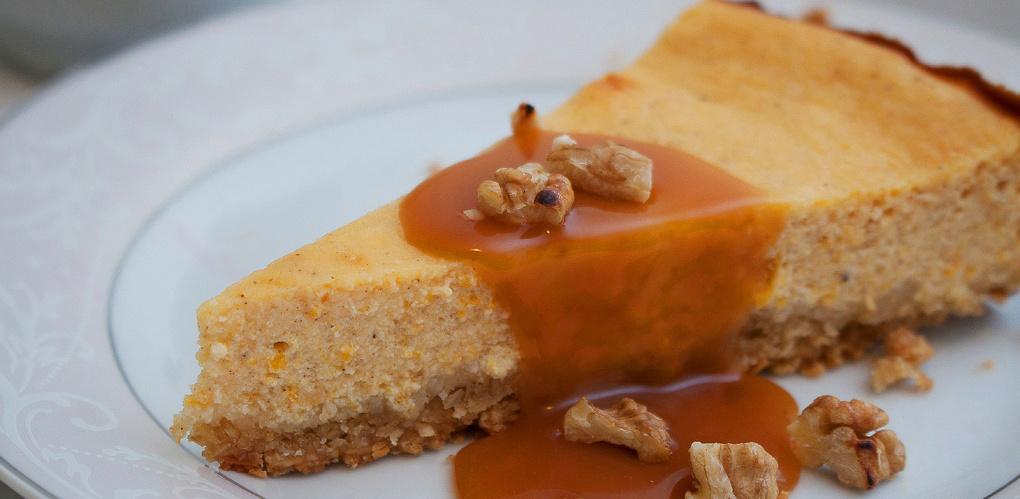 Тыквенный пирог и суперсалат будущего: небритый повар кормит студентов