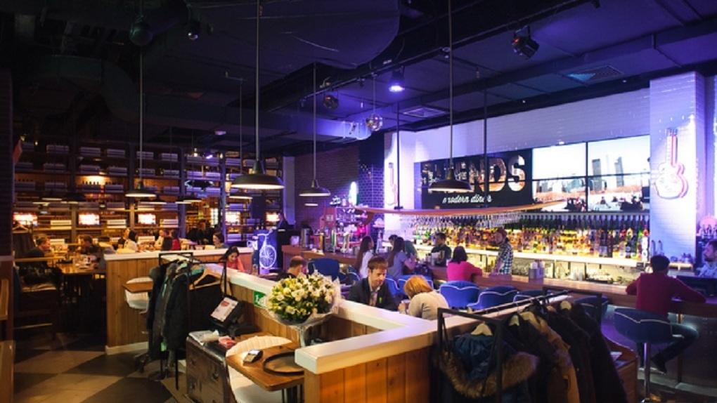 В Екатеринбурге прекратила работу сеть ресторанов «Friends»