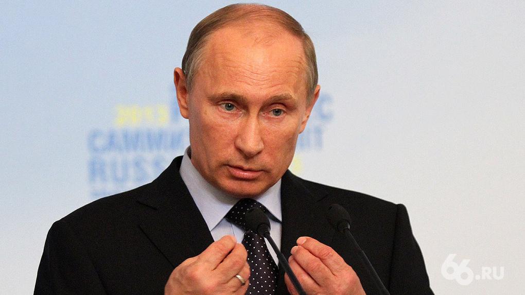 Владимир Путин сравнил тело Ленина в Мавзолее с мощами святых
