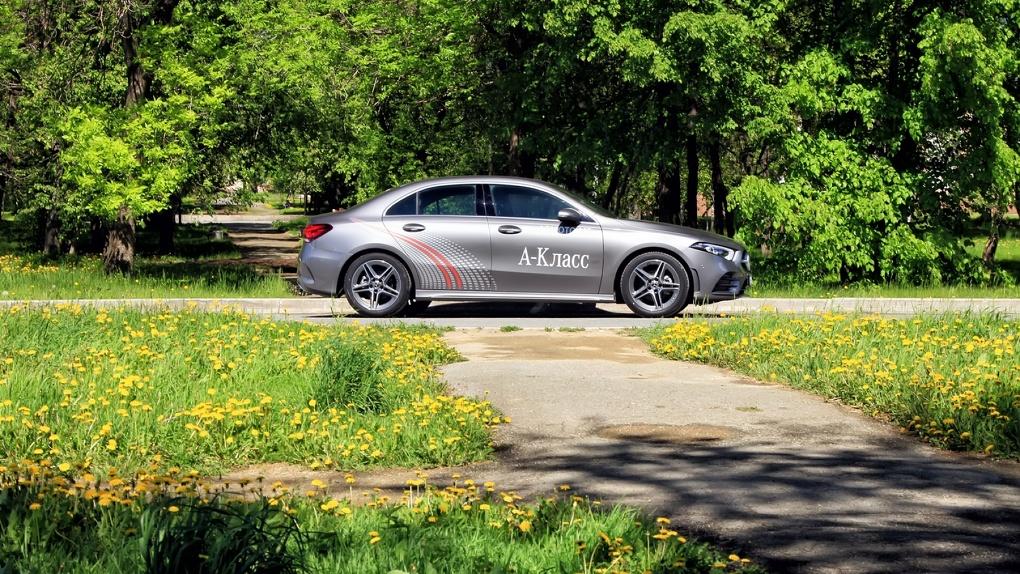 Mercedes-Benz A-Klasse изменился до неузнаваемости. Но как?!