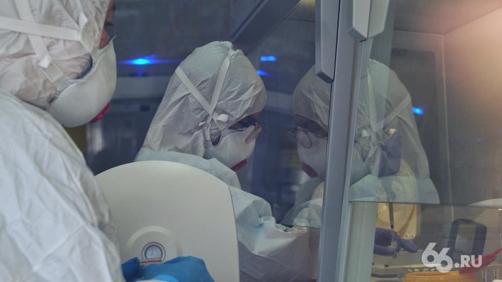 Ученые УрФУ придумали, как лечить коронавирус с помощью радиации