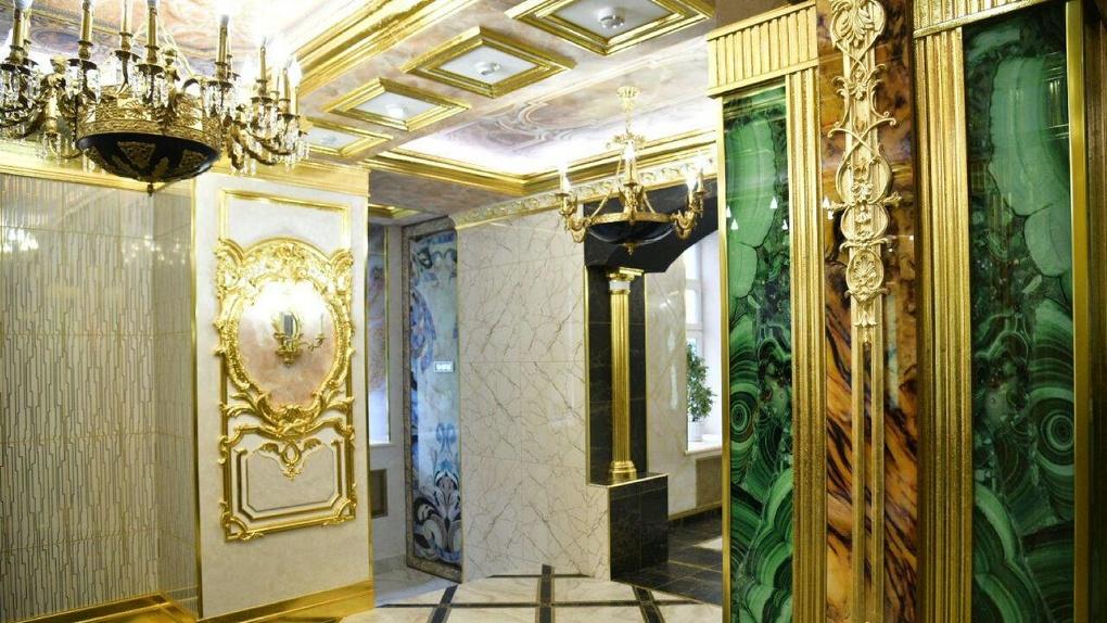 Проект столовой с лепниной в «золотой школе» Симановского не прошел госэкспертизу