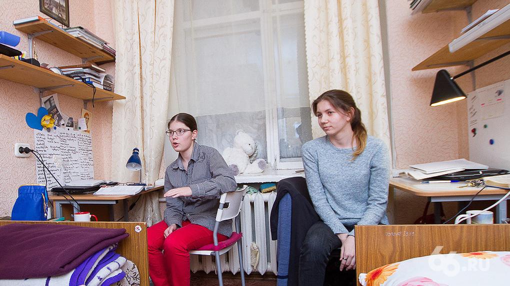 Как живут самые талантливые школьники Урала: первый репортаж из общежития СУНЦ УрФУ