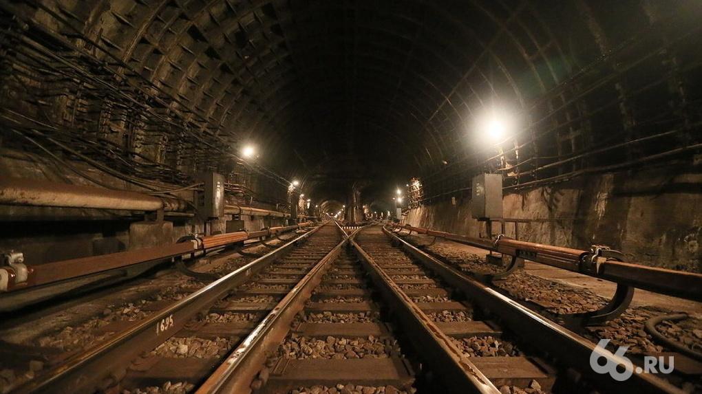 Мэрия потратит еще 160 млн рублей на воображаемую ветку метро. Ее рисуют уже 33 года