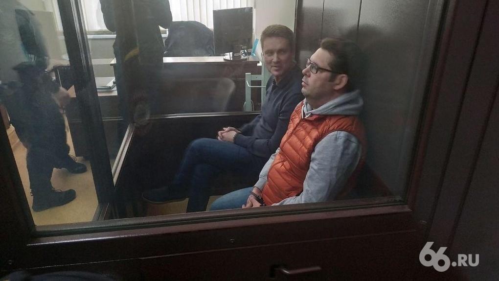 Самого богатого депутата думы Екатеринбурга Олега Кагилева отправили в колонию