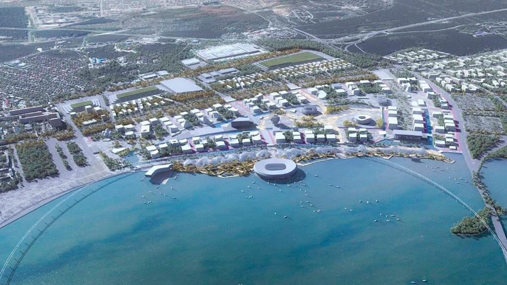 Власти не стали снимать бронь с земли на ВИЗе, зарезервированной под ЭКСПО-2025