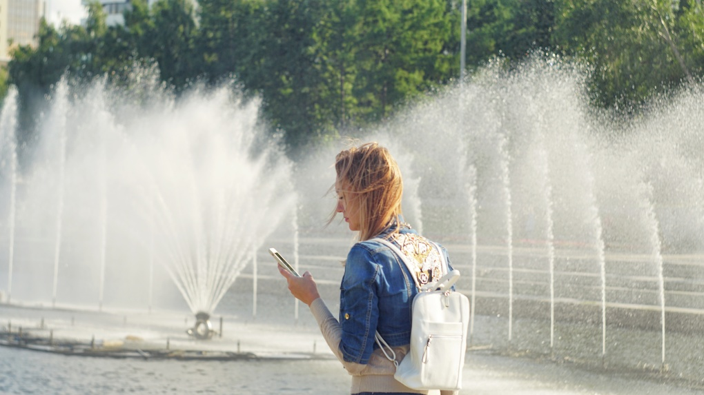 В Екатеринбург идут жара и штиль