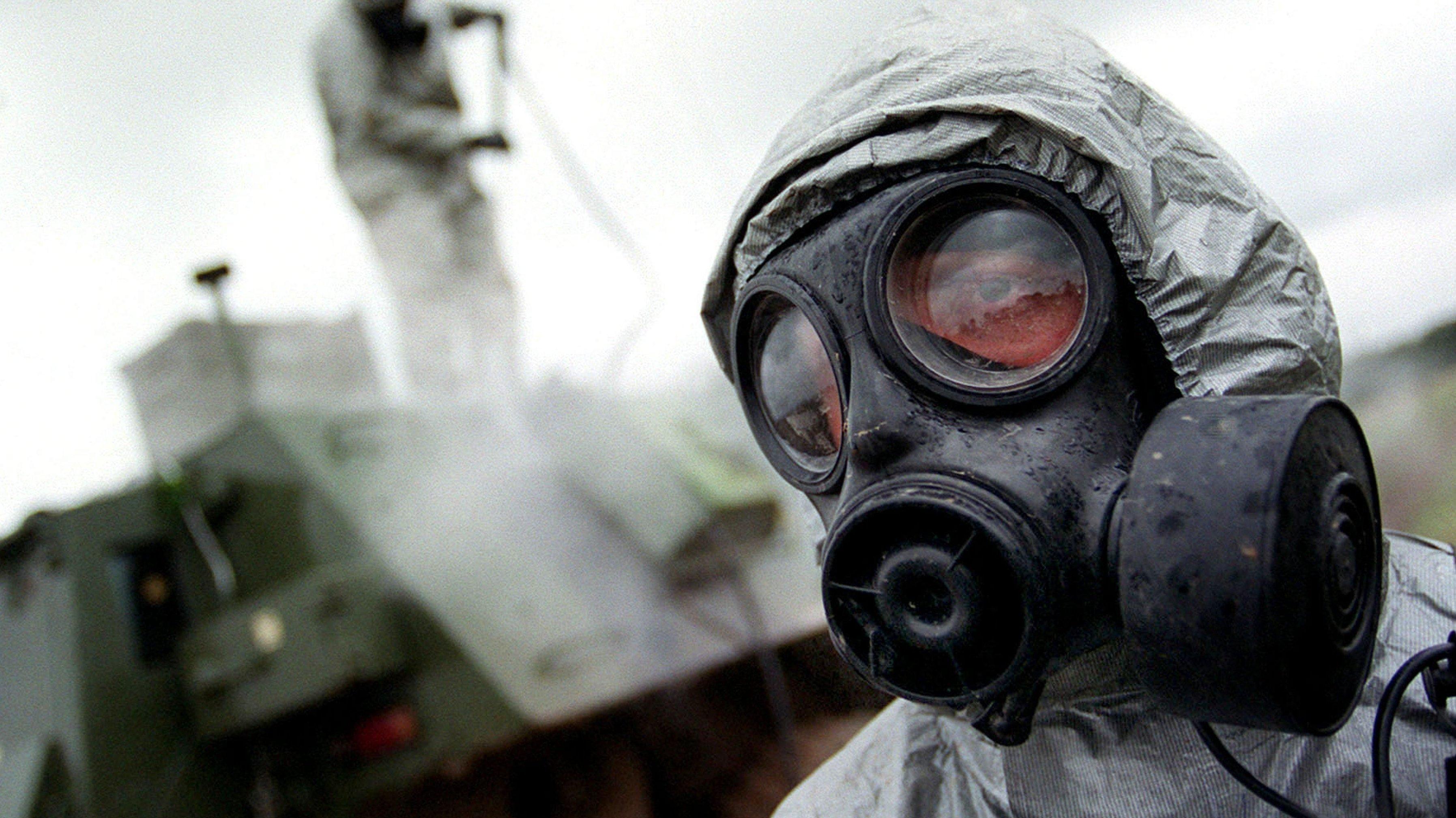 Минобороны заявило о готовящейся провокации с химоружием в Сирии