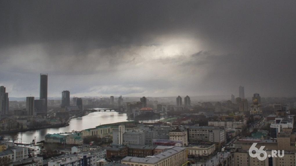 Ливни и шквалистый ветер: МЧС объявило штормовое предупреждение