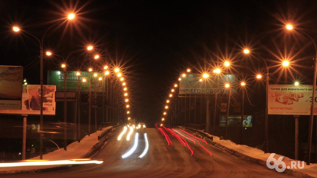 Фонарные столбы и светофоры в Екатеринбурге превратят в станции сотовой связи и интернета