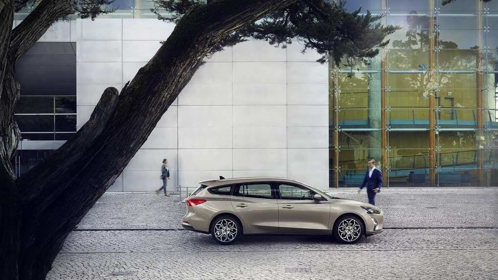 Ford представил 4 поколение «Фокуса». И у него очень странный дизайн