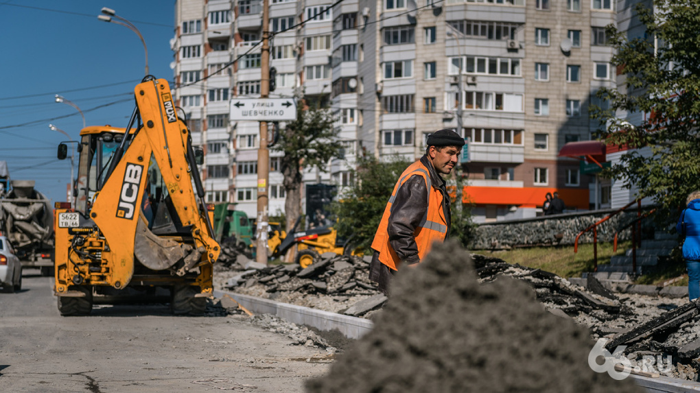Администрация Екатеринбурга потратит на ремонт дорог 1,5 миллиарда рублей. Список улиц