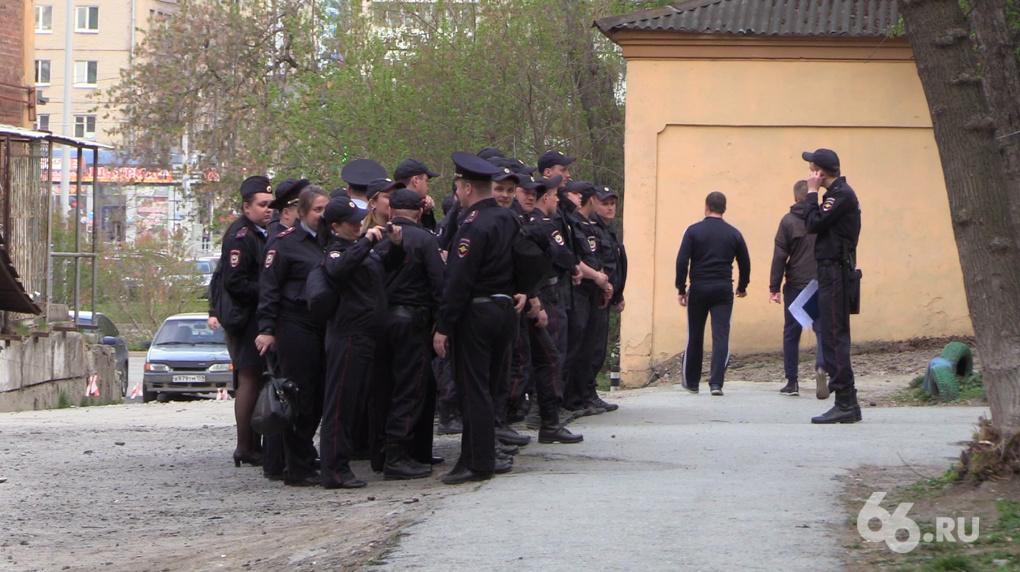 В Полевском лжеполицейские «зарабатывали» на наркоторговцах