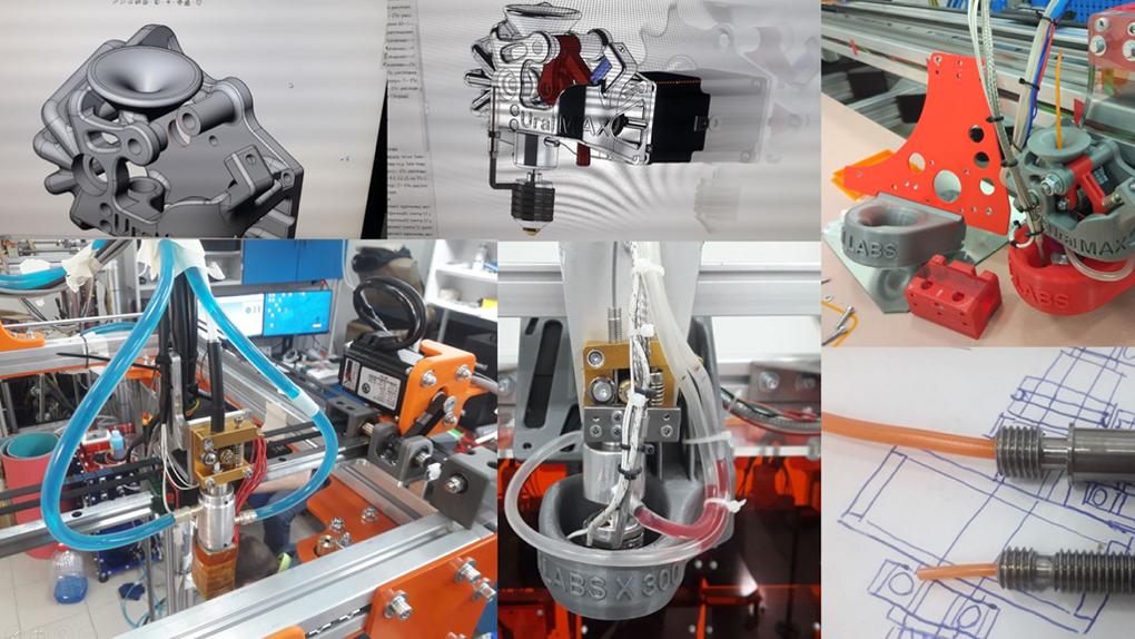 Молодой ученый из Екатеринбурга создал первый российский 3D-принтер для печати искусственных рук и ног