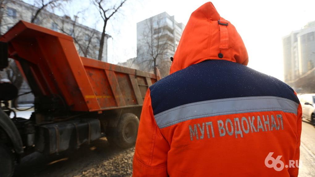 Коммунальные службы усилили работу в карантикулы и отключают воду ради плановых ремонтов