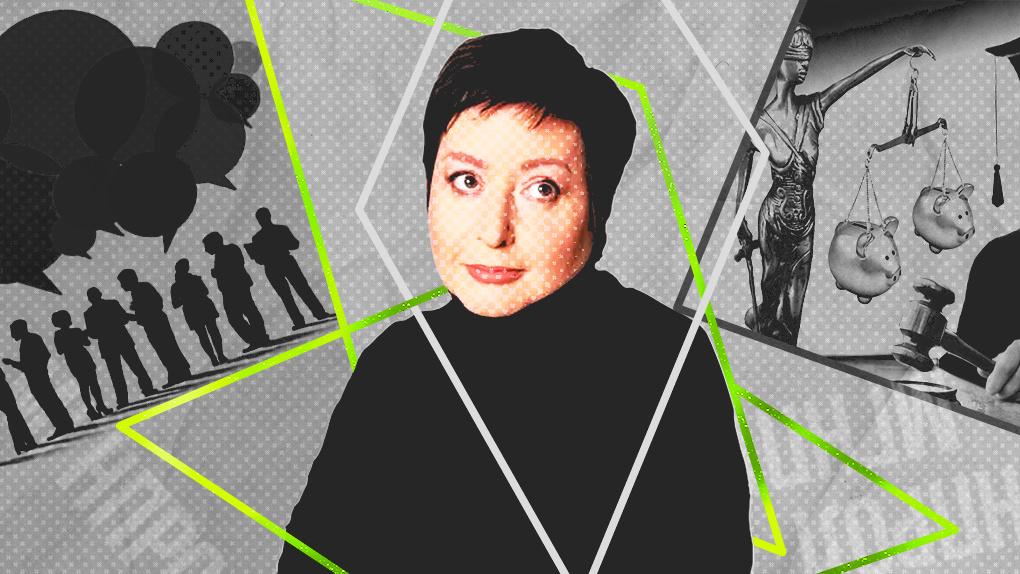 «Я жду, что меня арестуют в сентябре». Колонка основательницы «Руси сидящей» Ольги Романовой