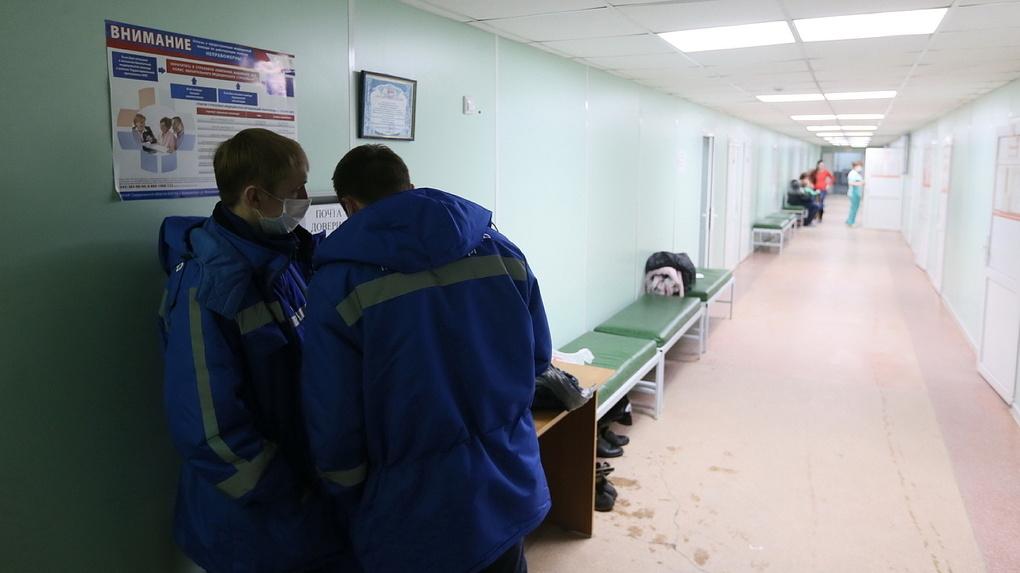 В горбольнице №1 вспышка коронавируса. Заболевание предварительно подтвердили у 78 пациентов и врачей