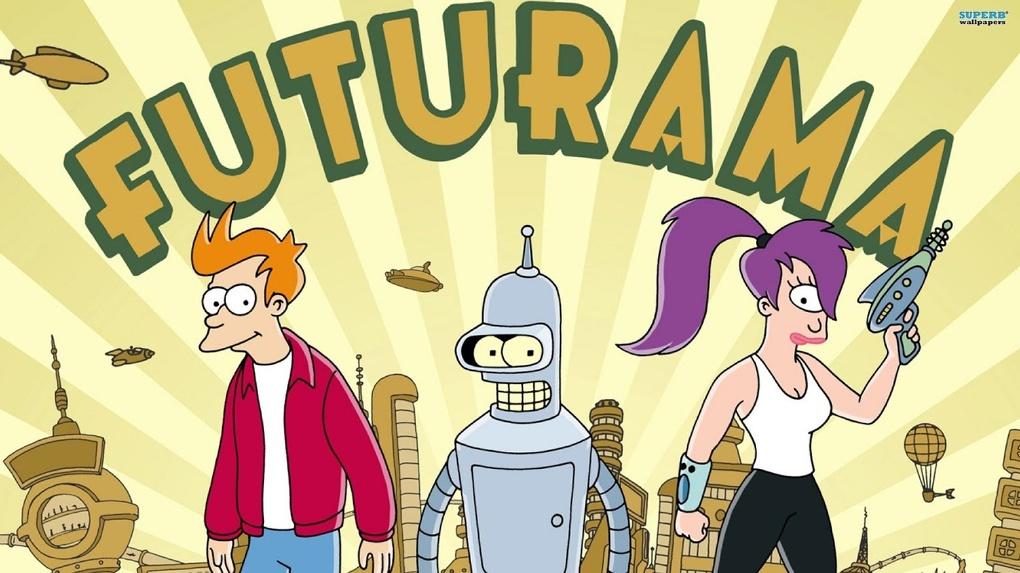 Качай и повинуйся: будущее ваших любимых мессенджеров в 10 рисунках в стиле «Футурамы»