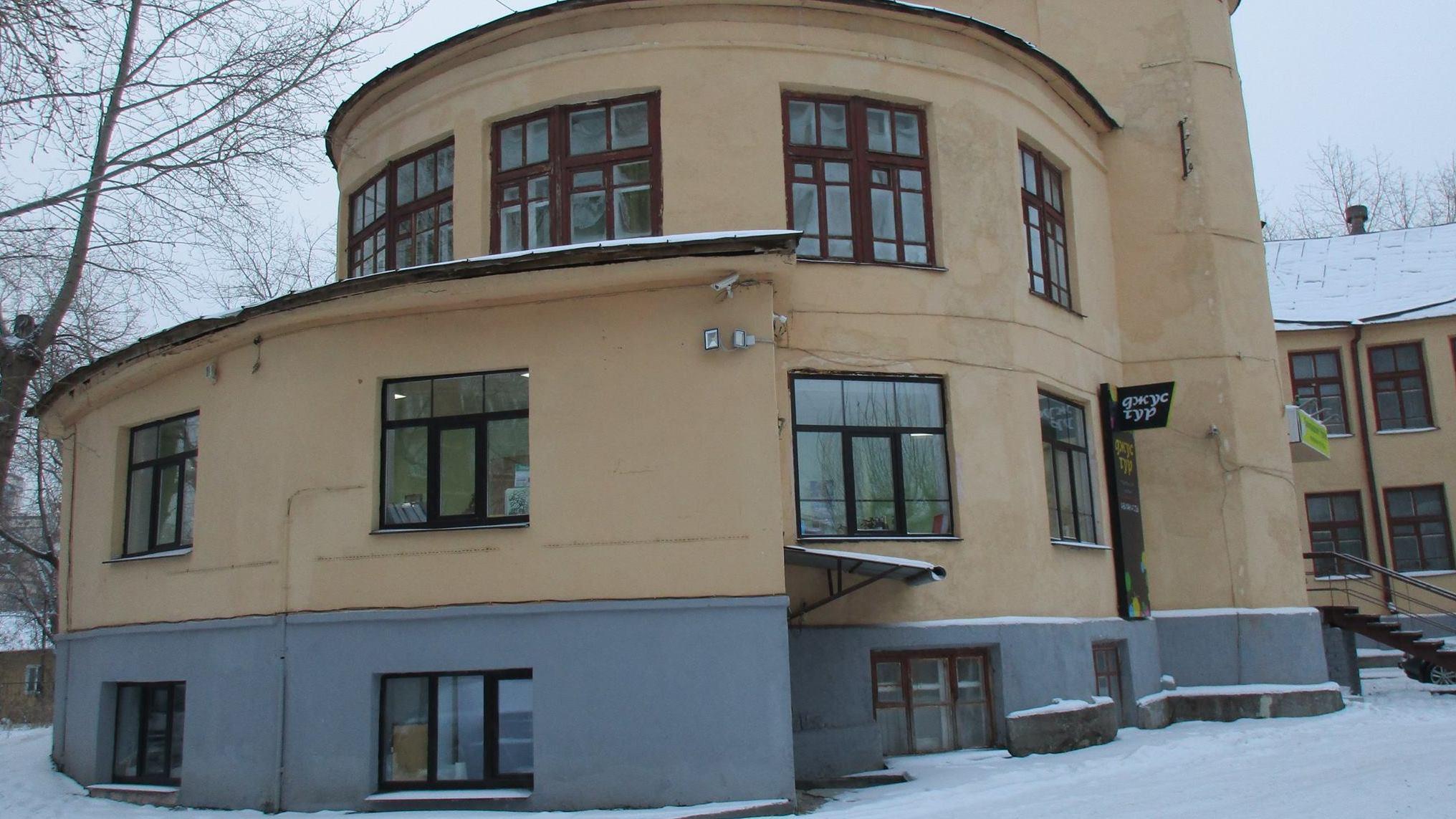 «Дом-улитку» на Малышева признали памятником
