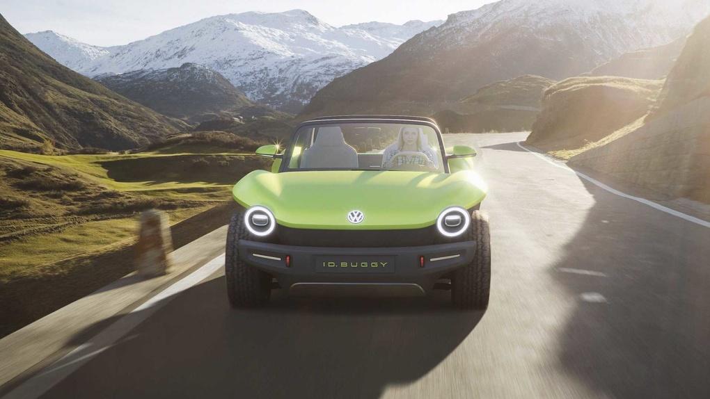 В Женеве показали автомобильное будущее. Оно какое-то страшное