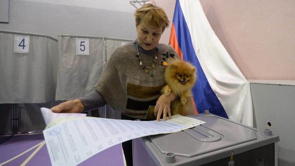 В ЦИК обработали более половины бюллетеней. Первые официальные результаты выборов