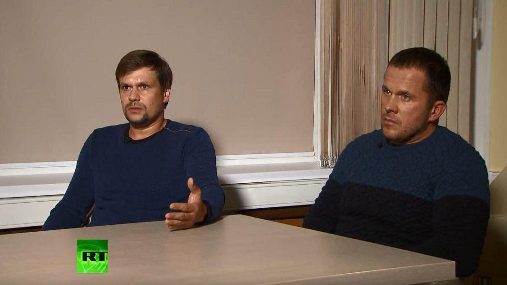 Хотели оторваться отравители Скрипалей дали первое интервью и объяснили зачем ездили в Солсбери