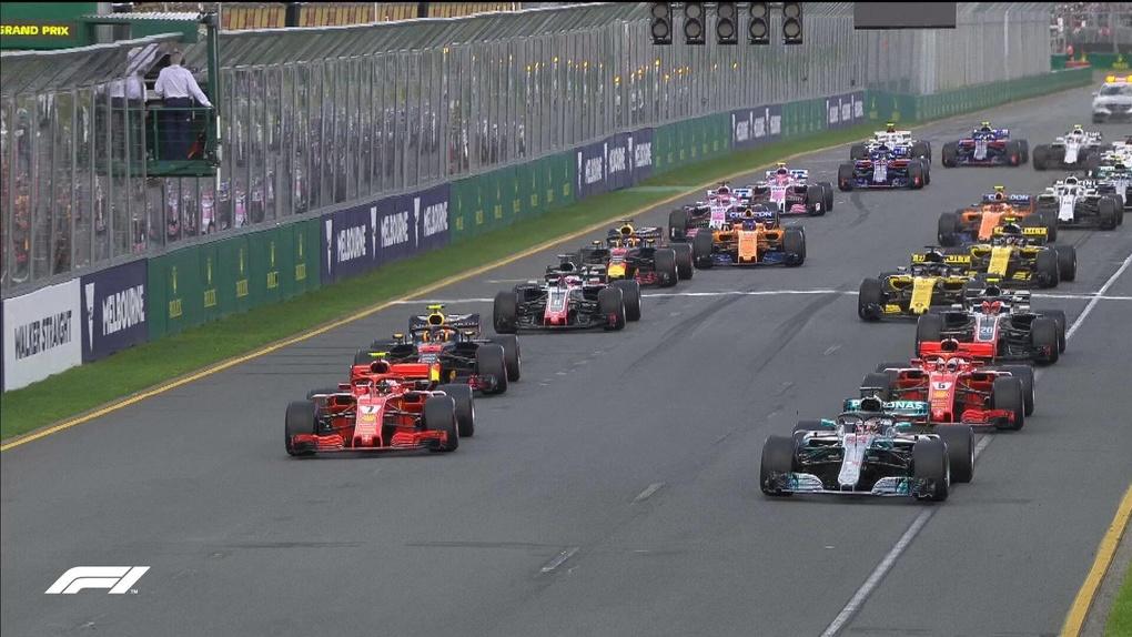 Сироткин несмог закончить гонку первого этапа «Формулы-1» Гран-при Австралии