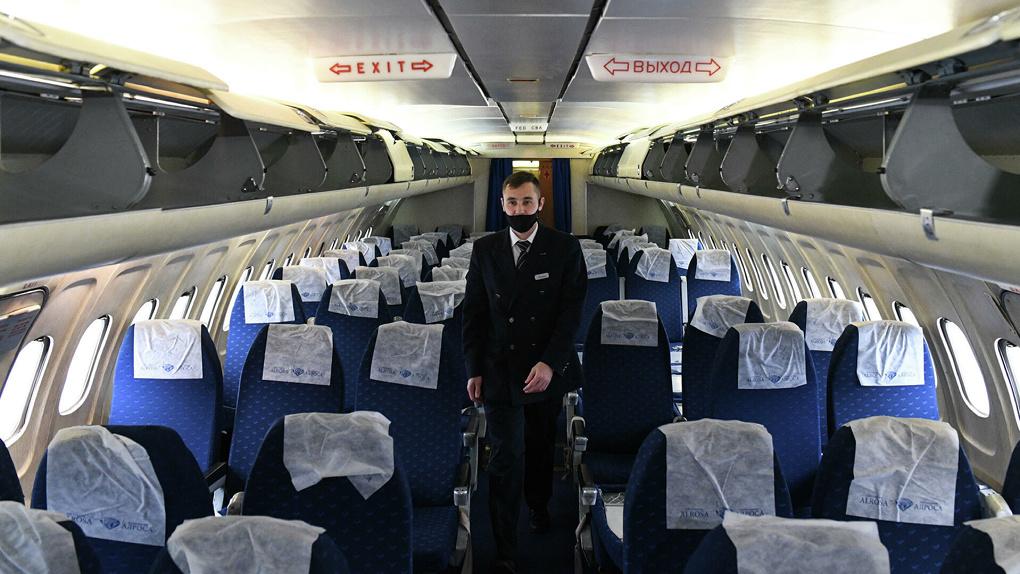 Минтранс потребовал от авиакомпаний продавать билеты пассажирам по сертификату о вакцинации
