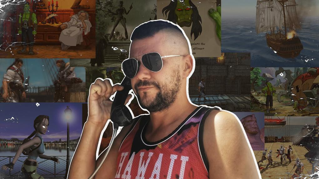 Планы на выходные от Кирилла Зайцева: три неизданные видеоигры, в которые все равно можно поиграть