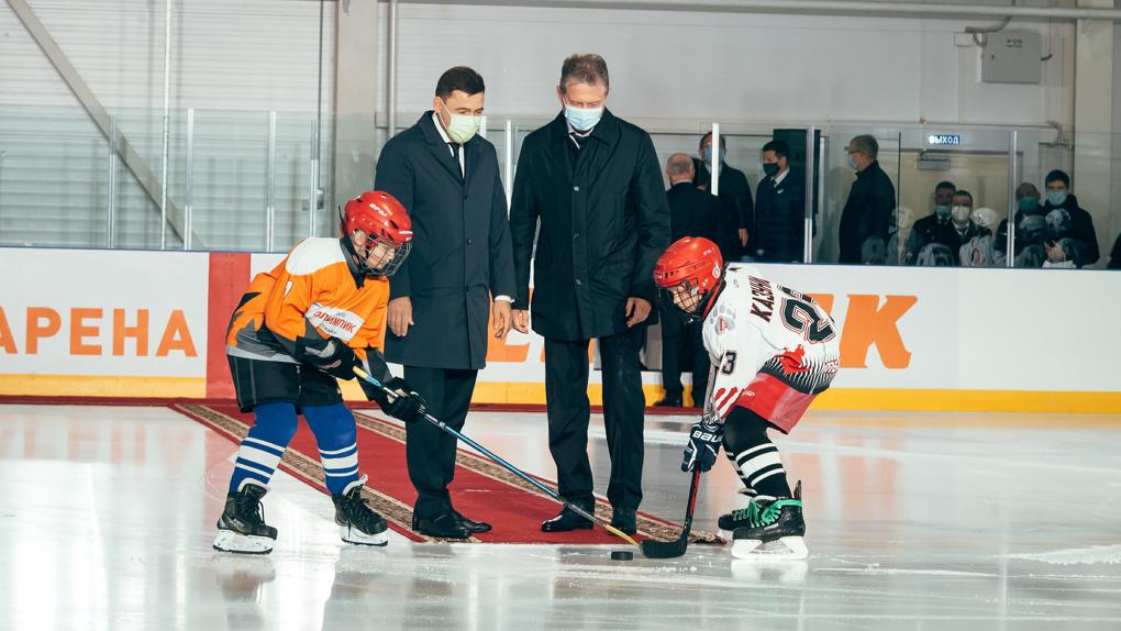 «Скоро будет достаточно профессиональных спортсменов». Как растет хоккейная империя УГМК на Урале