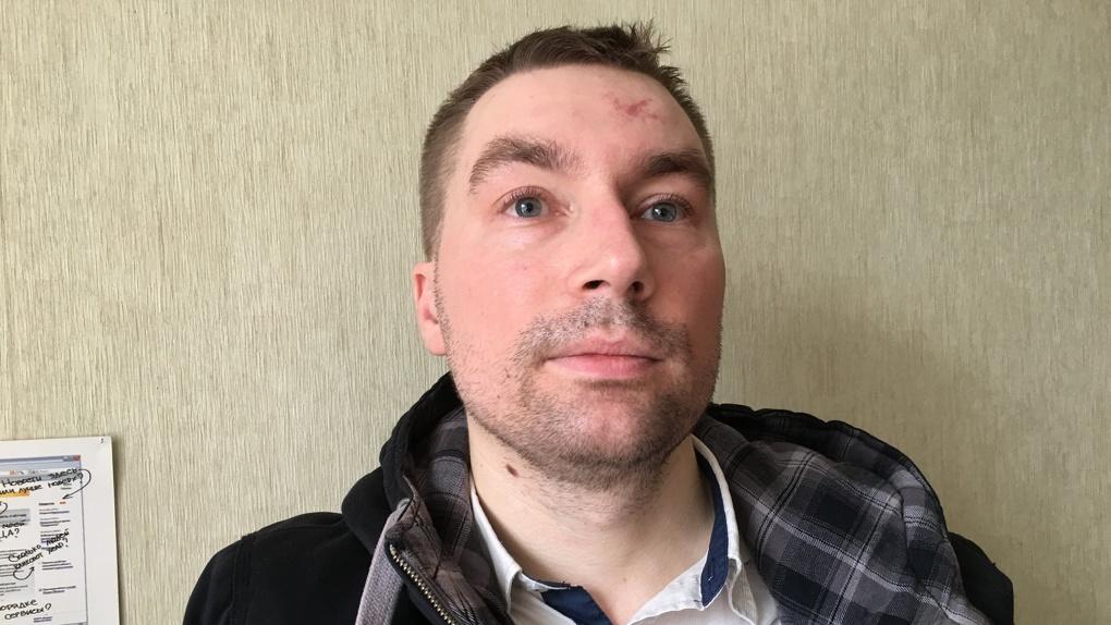 ВЕкатеринбурге избили прежнего члена избиркома