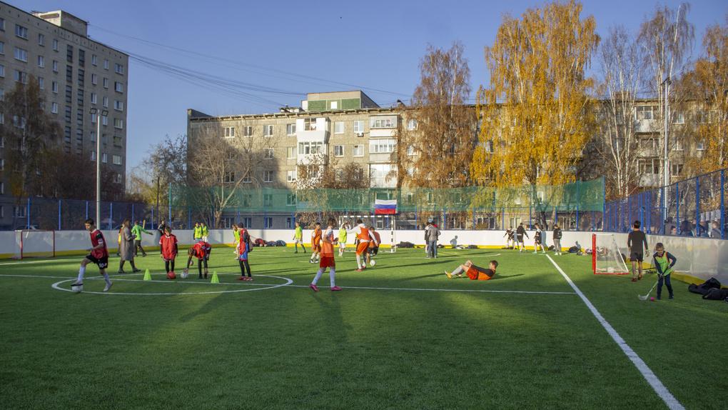 «Ресурсов недостаточно»: Алексея Орлова попросят тратить бюджетные деньги на спортплощадки во дворах