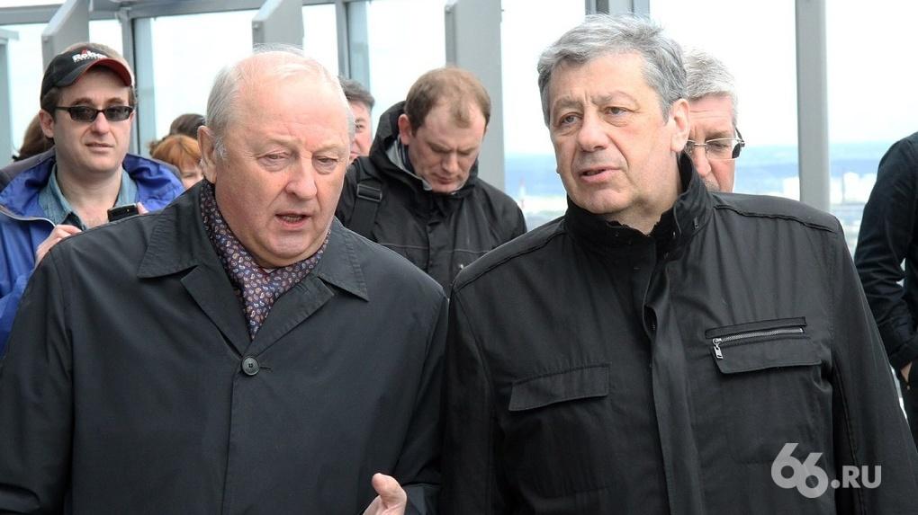 Аркадий Чернецкий стал богаче, но все равно не догнал Эдуарда Росселя: сенаторы отчитались о доходах
